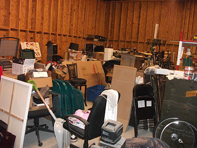Junk Removal Service Dallas TX